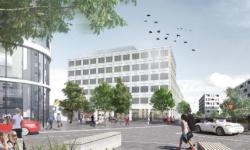 Ulriksdal – en ny levande stadsdel i Solna