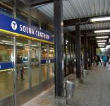 Solna dominerar svenskt näringsliv
