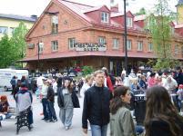 Årets tillväxtkommun Sundbyberg växer så det knakar