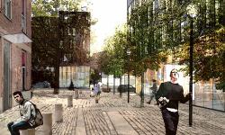 Stockholms första miljöklassade stadsdel
