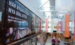 Ett bibliotek med fokus på det digitala
