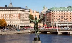 Stjärnglans på Fastighetsmarknadsdagen i Stockholm