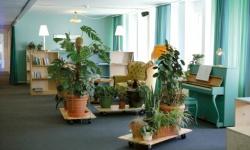 Återvinning i fokus på AMF Fastigheters nya kontor