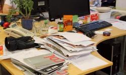 Stor arbetsbörda och störande kollegor leder till stress