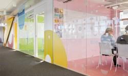 Toca Bocas kontor gör vuxna till barn på nytt