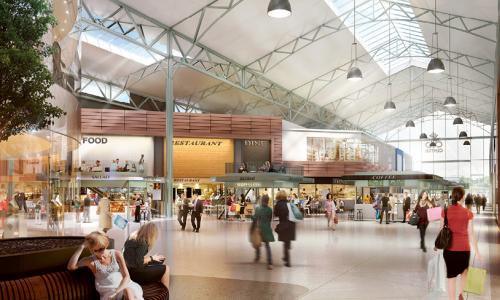Detaljplaneprocessen för Centralstationen startad