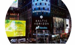 Baltic Horizon noterat på Stockholmsbörsen