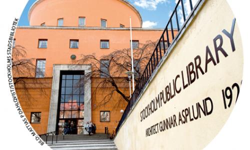 Ebab projektleder renoveringen av Stadsbiblioteket