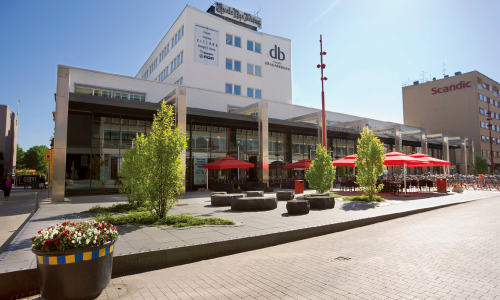 Tobin köper 35 000 kvadratmeter mark