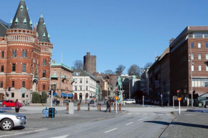Helsingborg allt attraktivare som näringslivsstad