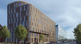 Skanska säljer kontorsfastighet på Lindholmen