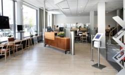 Länsförsäkringar Blekinge - funkishus i en modern stil