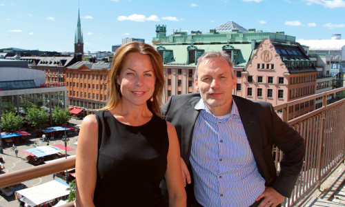 Byggmax flyttar sitt huvudkontor till Solna