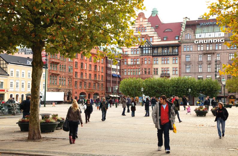 webbkamera ledsagare stor i Malmö