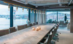 BDO Göteborg - hamnmiljö och kontorsmiljö