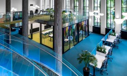 Sitevision - från banklokal till modernt IT-kontor