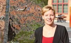 Annica Ånäs - snabba karriärsteg och starka team