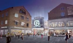 Espresso House öppnar i Forumgallerian
