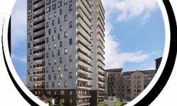 NCC bygger 16-våningshus för Bonava
