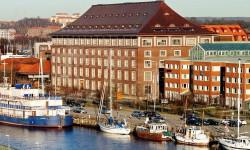 Moderna kontor med industrikänsla i Gullbergsvass