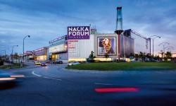 Norrgavel öppnar i Nacka Forum