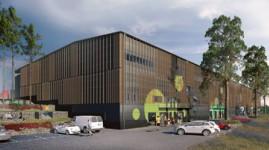 Castellum satsar på logistik i Brunna