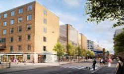 Stockholms stad tecknar uthyrningsavtal med CBRE