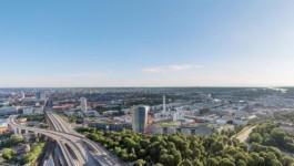 Skanska satsar 560 miljoner i Hammarby sjöstad