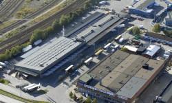 Corem skapar moderna lager i Västberga