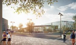 Serneke bygger nytt huvudkontor åt Lidl