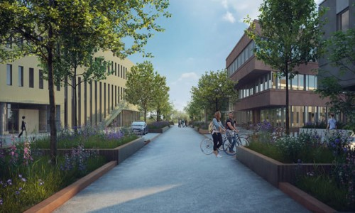 Tillväxtverket växer till sig i Malmö