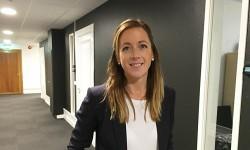 Johanna Severed ny marknadsområdeschef för Riksbyggens fastighetsförvaltning i Jönköping