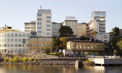 Fabege hyr ut 3000 kvadratmeter i Hammarby sjöstad