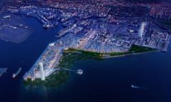 Översvämningsskydd skapar nya stadsmiljöer i vision för Malmö