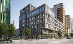 Stationsnära och hållbara kontor lockar i Malmö