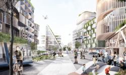 Sex byggherrar utvalda för att utveckla ny västsvensk stad