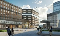 Jetpak etablerar huvudkontor på Arlanda