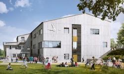IES öppnar två nya skolor hos Nystad