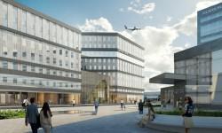Norwegian flyttar in i Office One på Arlanda