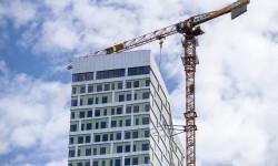 Toppvåningarna i The Point hyrs ut till System Verification