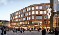 Atrium Ljungberg hyr ut i Curanten