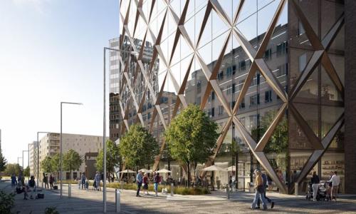 Atrium Ljungberg hyr ut ytterligare 3 000 kvadratmeter till Nordic Choice Hotels