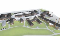 Diös utvecklar Trafikverkets kontor i Borlänge