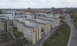 Profi Fastigheter hyr ut till Schneider Electric i Älvsjö