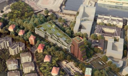 Vasakronan hyr ut 11 600 kvadratmeter i Sergelhuset