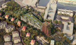 Capman och Strategisk Arkitektur kopplar samman Södra Värtan med Gärdet