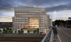 Fabege hyr ut 22 000 kvadratmeter i Arenastaden