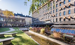 Cushman & Wakefield får uthyrningsuppdrag för Europa Capital