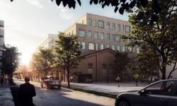 Castellum bygger nytt i Västerås – Försäkringskassan flyttar in