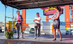 Mode och Trud hjälper till att minska koldioxidutsläppen i Stockholm